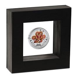 """Серебряная монета """"Китайский Новый год"""" 1 унция"""