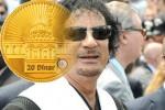 Золотой динар Каддафи