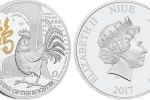 В Новой Зеландии вышла серебряная монета «Год Петуха»