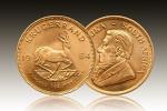 ЮАР: продажи золотого «Крюгерранда» в мае 2020