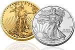 Штат Юта разрешил монеты из золота и серебра