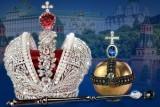 """Серебряные монеты """"Алмазный фонд России"""" 3 и 25 руб."""