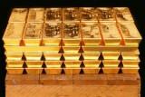 Золотой запас РФ вырос за последние 10 лет в 4 раза
