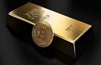 Биткоин может вычетший у золота инвесторов