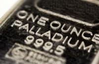Цена палладия впервые за 16 лет превысила платину