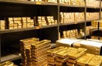 В январе 2018 г. ФРБ Нью-Йорка отдал часть золота
