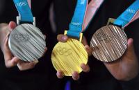 Самые дорогие золотые медали Олимпиад