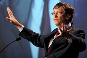 Билл Гейтс - самый богатый американец 2013 года
