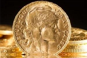 Во Франции запретили отправлять золото по почте