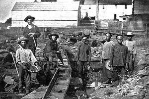 Золотая лихорадка в Калифорнии: 1848-1855 гг.