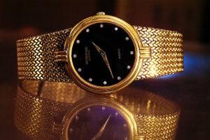 Ювелирные часы становятся популярными в Индии