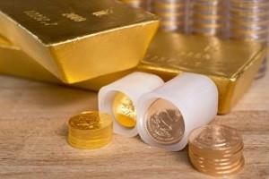 Почему лучше покупать золотые монеты, чем  слитки