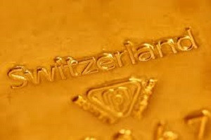 Швейцария: экспорт-импорт золота в декабре 2019