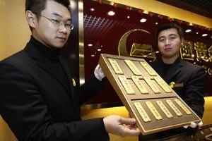 Будущий крах доллара вынуждает Китай скупать золото