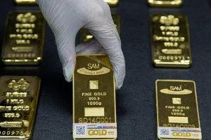 Золото - новое будущее оружие Китая