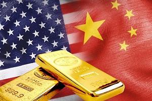 Золото - победитель в торговой войне между США и Китаем